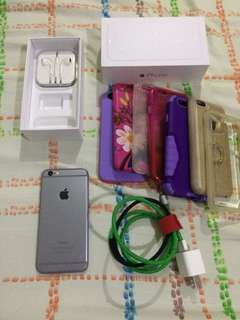 Original Iphone 6 with complete accessories and box