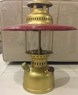 Pump Lamp refurbish