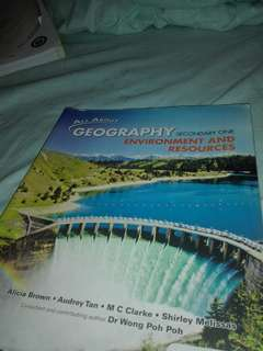 Geography Textbook For Sec 1