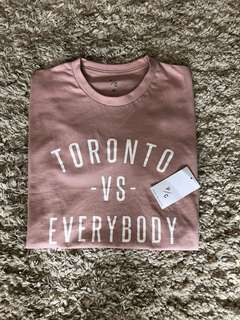 Peace Collective Toronto vs Everybody T-shirt (Med)