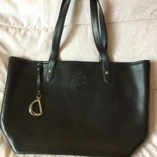 Ralph Lauren Black Shoulder Bag