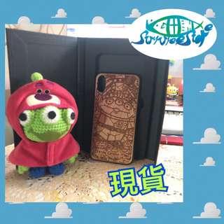 Toy Story 三眼仔手機套 (iPhone X)