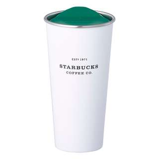 #MidMay75 📣🆕Starbucks® 16oz Stainless Steel Heritage