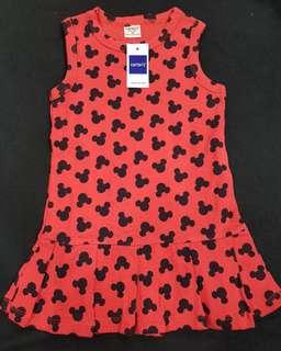 Mouse dress 1-5yr