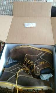 Dakota steel toe work boots size 11