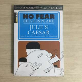 Sparknotes No Fear Shakespeare Julius Caesar