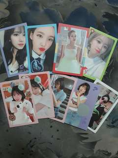 Twice what Is Love Official Photocard
