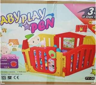 Ching Ching Baby Playpen