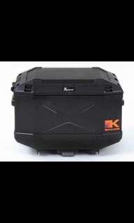 Krause Alu Top Box 45L black
