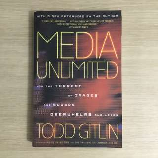 Media Unlimited by Todd Gitlin
