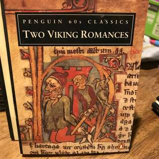 Two Viking Romances - Penguin chap books