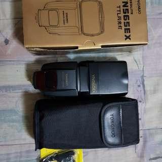 Yongnuo YN 565 Ex ttl speedlite or speedlight
