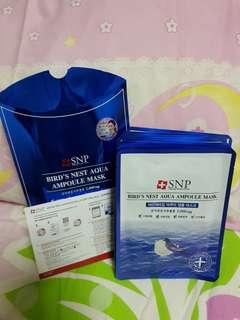 SNP Bird Nest Collagen Mask