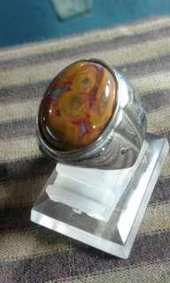 Jasper motif 88 agate  STONE.. FROM BATU RAJA
