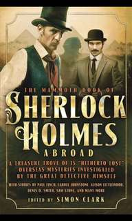 Mammoth Book of Sherlock Holmes by Simon Clark