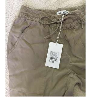Country Road Drape Cargo Pants with Pockets