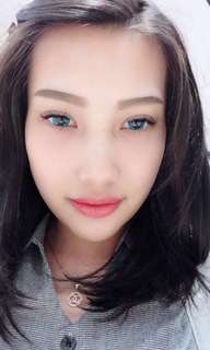 Softlens eye candy