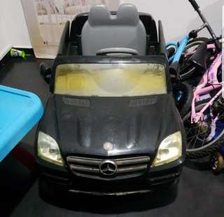 Kids toy car electrical toy car Electric Car for sale see pictures for condition