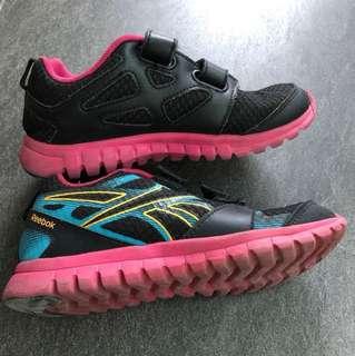 Reebok sublite sports shoe
