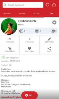Follow me @kylabananuhh