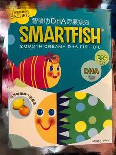 Smartfish 忌廉魚油