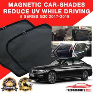 Worldwide Shipping - BMW 5 Series G30 Magnetic Carshades