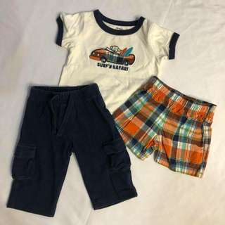 Carter's Baby Clothes set