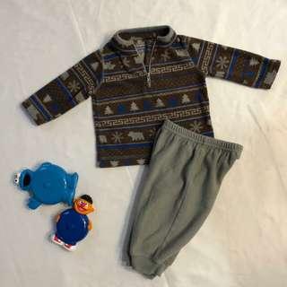 Carter's Longsleeve and Pants Set