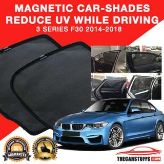 Worldwide Shipping - BMW 3 Series F30 Magnetic Carshades