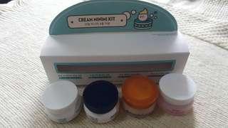 EH Minimi Cream Set 4in1