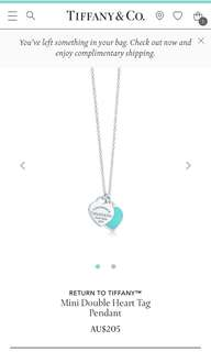 Tiffany n co Necklace