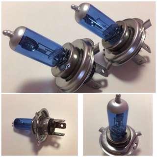 H4 light bulb 4300k