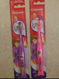 {Free NM} Princess Toothbrush Extra Soft