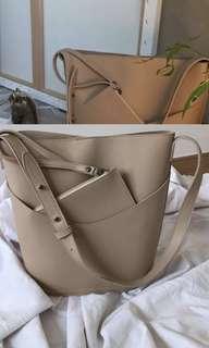 Ladies single sling handbag (pre-order)