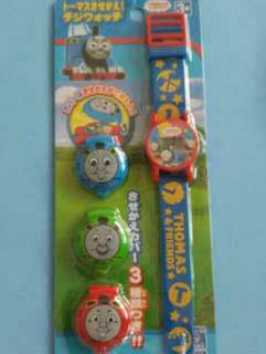 Authentic Thomas Watch Battery Operated