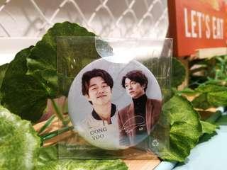 Gong Yoo 공유 Pin from Korea