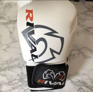 Rival XL boxing gloves