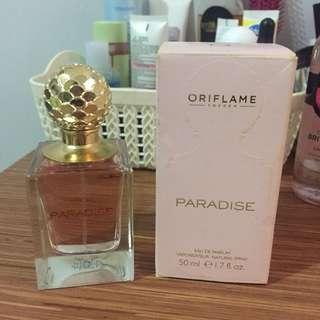 PARADISE eau de parfum oriflame ORIGINAL