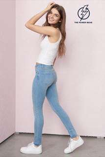 Garage high waisted jegging