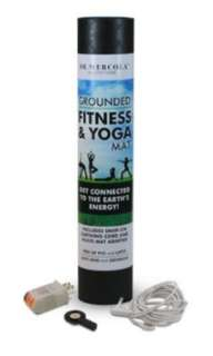 Free 🚗BNIB - D. Mercola Grounded Fitness & Yoga Mat