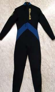Diver Wet Suit