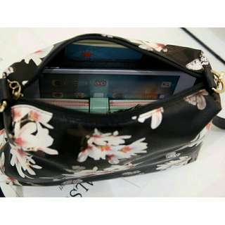 Butterfly Small Sling Bag