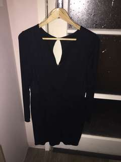 Black Pagani dress size 14