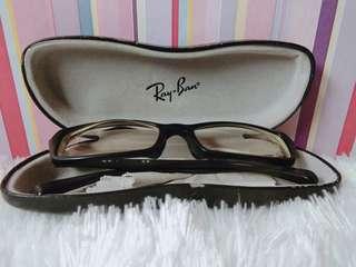 Kacamata minus ray ban authentic optik seis