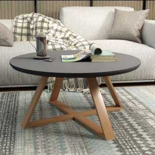 Nordic Modern Round Coffee Table
