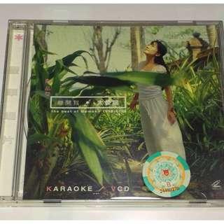 VCD Matilda Tao Jing Ying Best of Momoko Karaoke 陶晶瑩 離開我太委屈