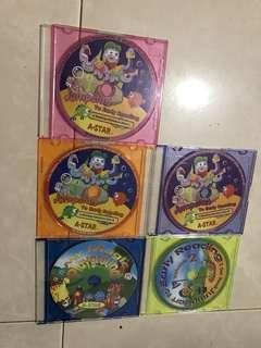 Education CD 5 for $10