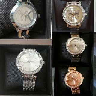 Women's Assorted Watches