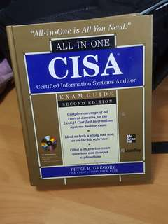 CISA by Peter H Gregory