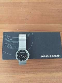Porsche Design titanium watch by IWC